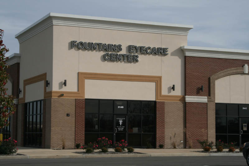Fountains Eyecare Center Dr. Eric Jones